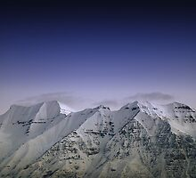 Timpanogos Ridgeline by Ryan Houston