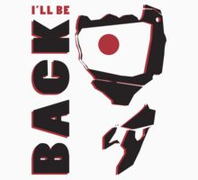 terminator - I'll be back Kids Clothes