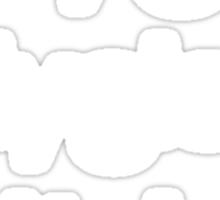 Polyglot Polyglotte Polyglota Multiple Languages Sticker