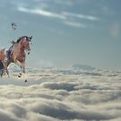Floating on a cloud..................... by ~ Ademac