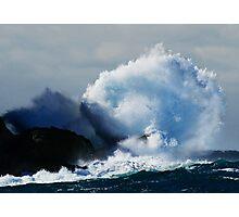 Detonating Wave Photographic Print