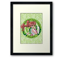 Sailor Jupiter - Sailor Moon Crystal (rev. 1) Framed Print