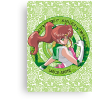 Sailor Jupiter - Sailor Moon Crystal (rev. 1) Canvas Print
