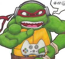 raph xbox by angel7sin7