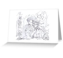 SMILE_APH Greeting Card