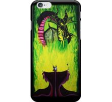 Maleficient's Anger iPhone Case/Skin