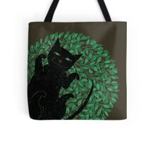 Summer cat Tote Bag