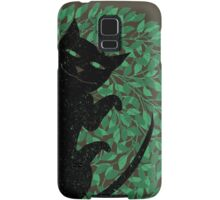 Summer cat Samsung Galaxy Case/Skin