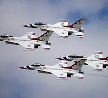 Thunderbirds Diamond Pass by Christian Salt