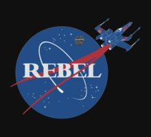 NASA Rebels Logo by DarkHorseDesign