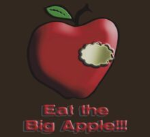 Eat the Big Apple!!! by Ryan Houston