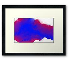Cove Framed Print