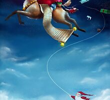 Christmas Card 2011 by Jason Layman