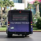Missed The Bus by coffeebean
