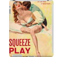 Pulp Sex Cover - Reprint of Vintage Pulp Sexy book  - iPad Case/Skin