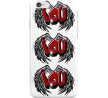 I O U  iPhone Case/Skin