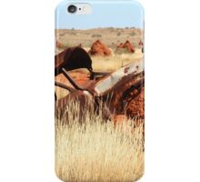 Mighty Hungry Mites... iPhone Case/Skin