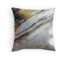 The Art of Winter Throw Pillow