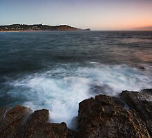 Rocks of Avoca by Will Barton