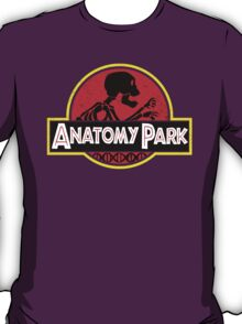 Anatomy Park sticker shirt mug pillow movie poster T-Shirt