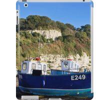 Boats At Beer 2 iPad Case/Skin