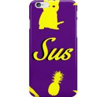 SUS iPhone Case/Skin
