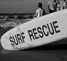 Surf Rescue by Marnie Hibbert