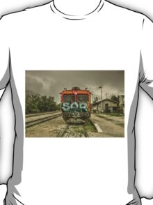 Croatian Rail Graffiti  T-Shirt