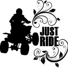 Just Ride- Quad, ATV - Women's by Janja