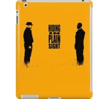Hiding In Plain Sight 2 - Breaking Bad iPad Case/Skin