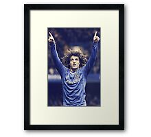 Victory is Within Reach Framed Print