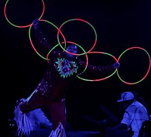 Hoop Dancer by Angela E.L. Clements
