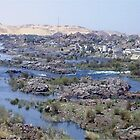 The Cateracts Aswan by jeanemm