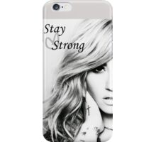 Stay Strong - Demi iPhone Case/Skin