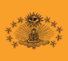 When I Look At You With Your Eyes - Monk, Eyes, Star, Third Eye by ptelling