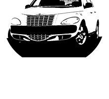 Chrysler PT Cruiser 2001 by garts