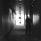 corridor by miclile
