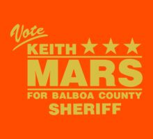 Keith Mars for Sheriff (Color) Kids Clothes