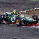 Lotus F1 - Type 24 - 1962/63 HDR by Nigel Bangert