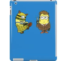 Let's Play Who iPad Case/Skin