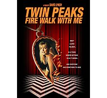 Twin Peaks: Fire Walk With Me Photographic Print