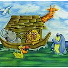 noahs ark by kathrynmp