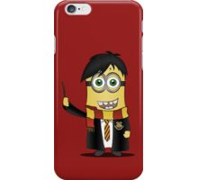 Minion Harry Potter iPhone Case/Skin