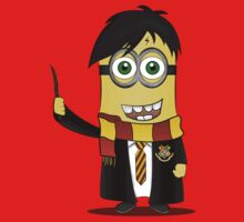 Minion Harry Potter Kids Clothes