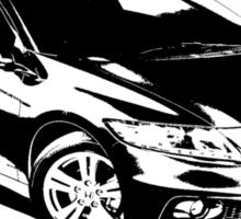 Honda CR-Z 2013 Sticker