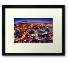 Wonderful Melbourne Framed Print