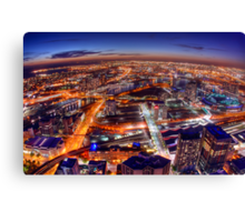 Wonderful Melbourne Canvas Print
