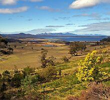 Freychinet Peninsula, Tasmania by Paul Gilbert