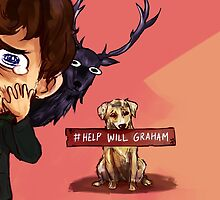 #HelpWillGraham by krusca