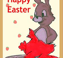 easter card by John Cole